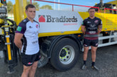 Bradfords Building Supplies sponsors Cornish Pirates