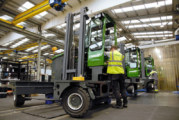 Combilift launches new electric XLE model