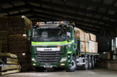 North West Timber Treatments welcomes new DAF CF 480 tridem