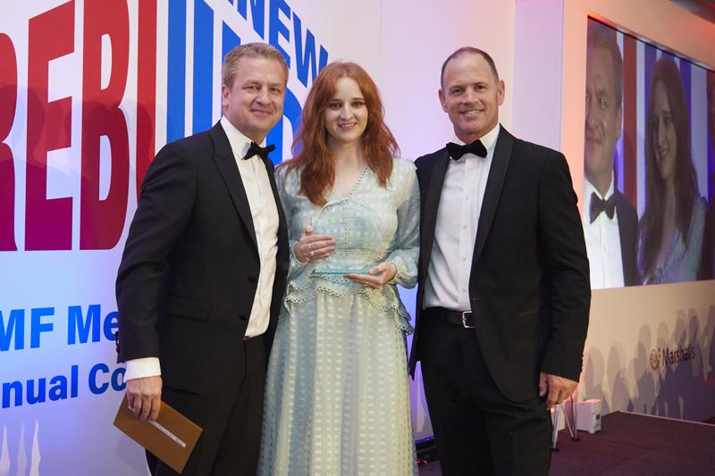 Double Awards success for E. Tupling