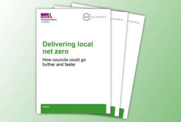 LGA urges investment in council-led green retrofit