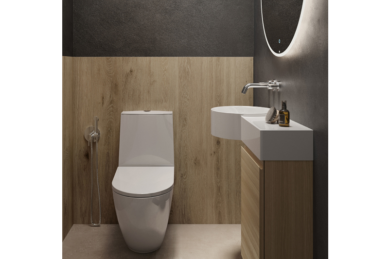 RAK Ceramics' Ben Bryden looks at some of the trends in bathroom design that merchants should be aware of in the 'new normal' of 2021 and beyond.